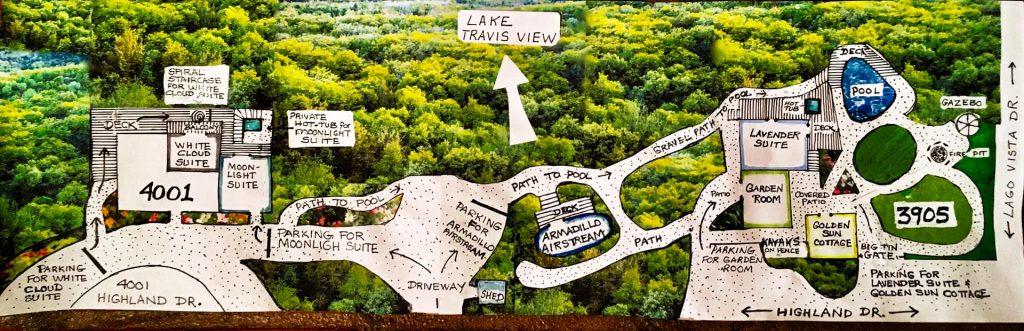 Casa Del Sol map